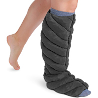 SIGVARIS Chipsleeve w/ Oversleeve Foot To Knee